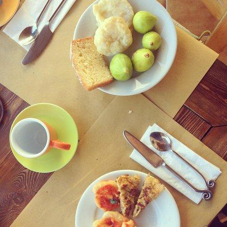 Piccolo Hotel Luisa: Hotelfrühstück 1
