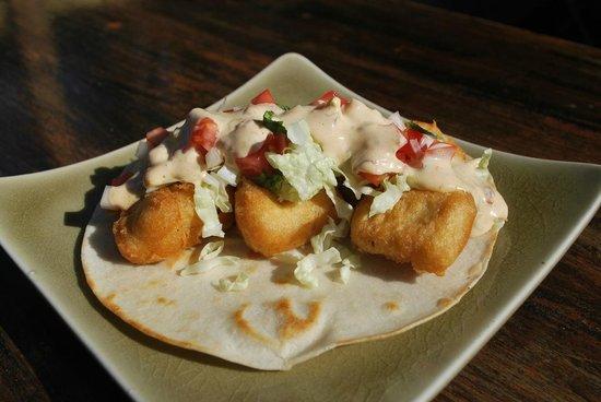 Ando Loco : Fish Taco