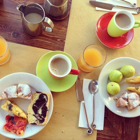 Piccolo Hotel Luisa: Hotelfrühstück 2