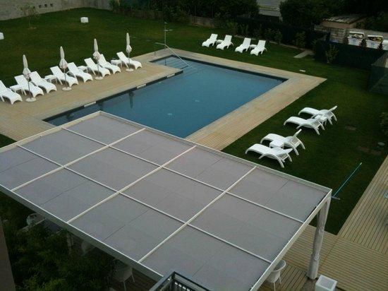 Hotel Franz: piscina