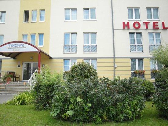 Hotel Pasewalker Str Berlin