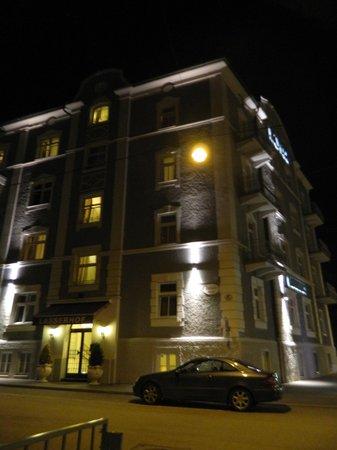 Atel Hotel Lasserhof: hotel