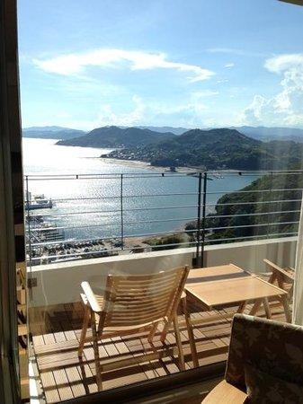 Bella Vista Spa & Marina Onomichi: 部屋からの眺望