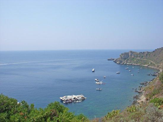 Lumaro Resort: baia di Sant'Antonio