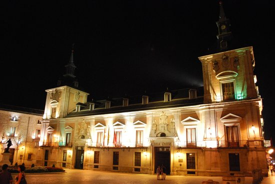 Plaza de la Villa: Plaza villa