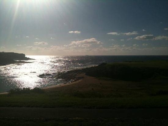 The Coast Golf Club - The Coast Restaurant: sunrise at The Coast Golf Course