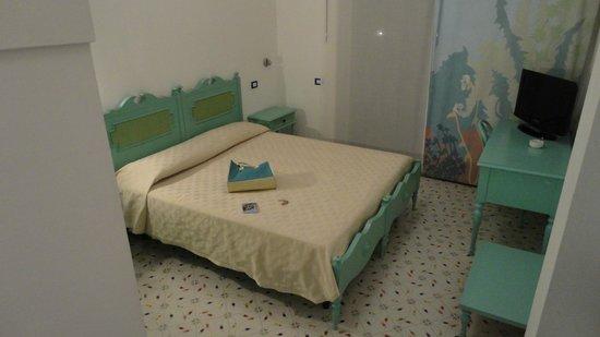 Hotel Le Terrazze: Double room.