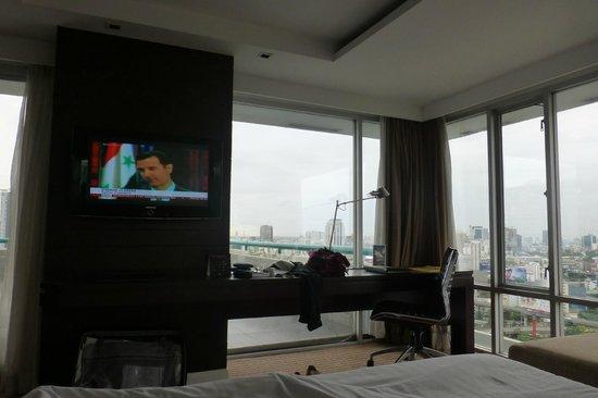 Eastin Hotel Makkasan : Room