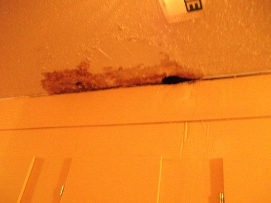 Residence Les Portes du Soleil : corridor ceiling