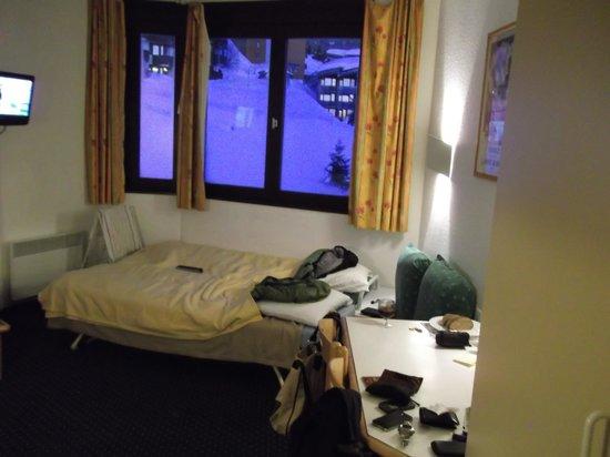 Residence Les Portes du Soleil : z bed and sofa bed