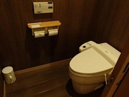 Kinunokeikoku Hekiryu: 部屋のトイレ