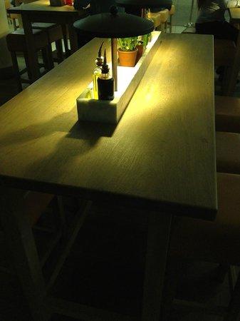 Vapiano Kirchberg : posto tavola