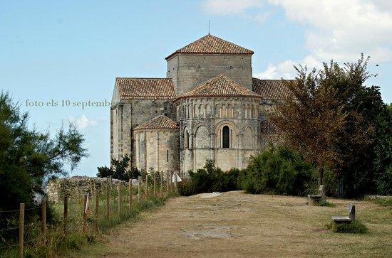 Domaine la Fontaine: Talmont