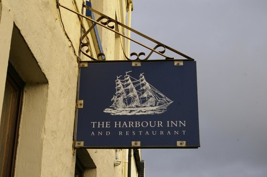 The Harbour Inn: Welcome