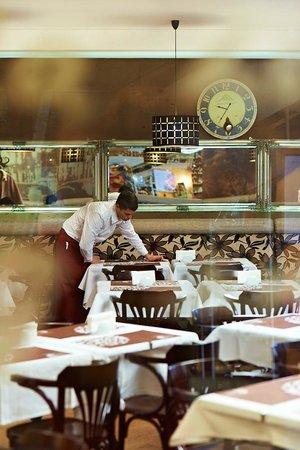 Cafe & Bistro Vernissage-Master: Приветливый и расторопный персонал