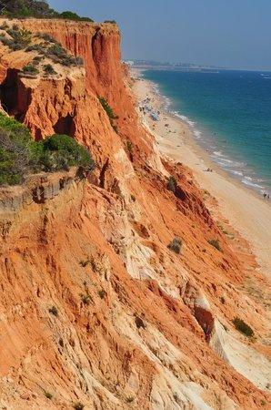 Playa de Falésia: view