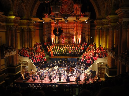 Inspiration & the Orchestra of Opera North at Leeds Town Hall