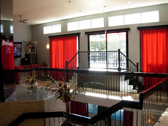 Hotel Spa Chateau Sainte-Adele: Well decorated