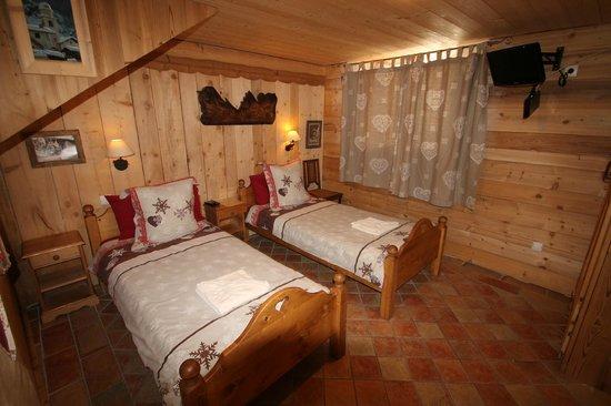 Chalet Colettine: Bedroom 3