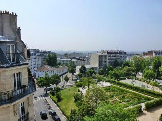 Nadaud Hôtel : Panorama