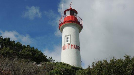 Hotel du Port et de l'Aven : Le phare de Port Manech