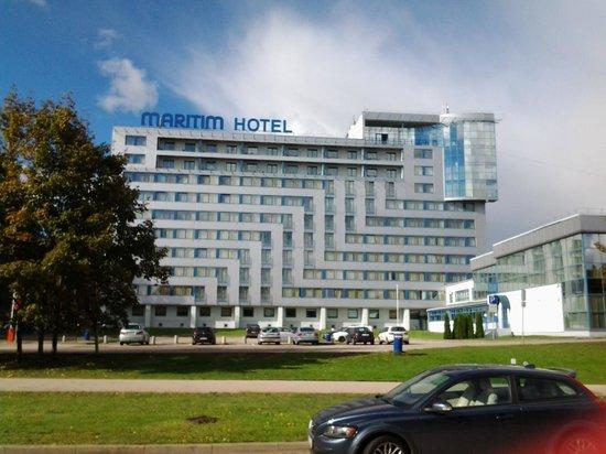Bellevue  Park Hotel Riga: Hotel am 26, 09, 2013