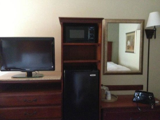 Hampton Inn Ithaca: Room 2 Double beds