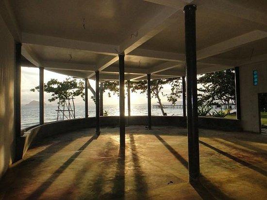 Yao Yai Resort : new Yao Yair Resort Restaurant panorama direction Phuket