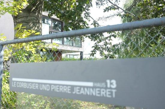 Weißenhofsiedlung: Le Corbusier / Pierre Jeanneret