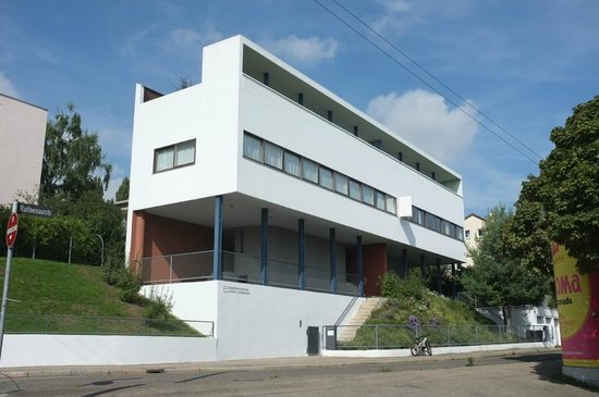 Weißenhofsiedlung: Museum im Haus von Le Corbusier