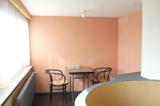 Weißenhofsiedlung: Frühstückszimmer im Museum