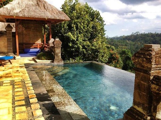 Puri Wulandari Boutique Resort: Pool at Villa