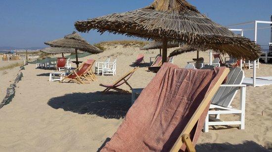 Aldeia dos Capuchos Golf & Spa : Club de praia - Hotel Meliã Aldeia dos Capuchos Golf and Spa.