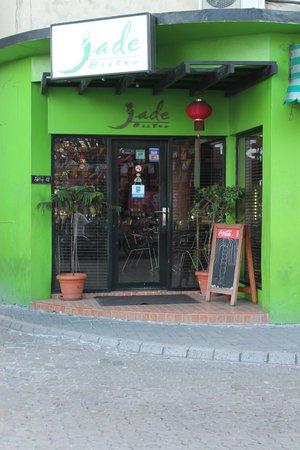 Jade Bistro: The entrance
