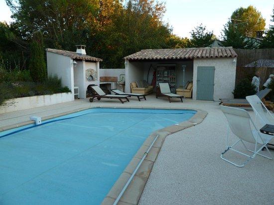 La Bamina: piscine