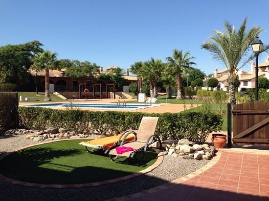 Hacienda del Alamo Golf Resort: pool