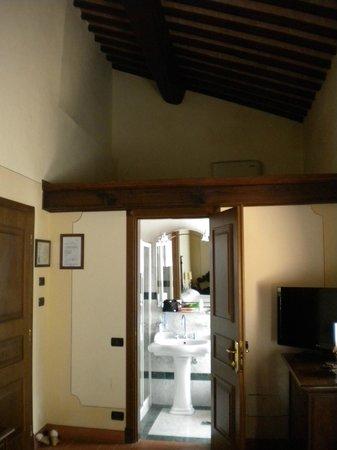 Castel Pietraio: Bagno