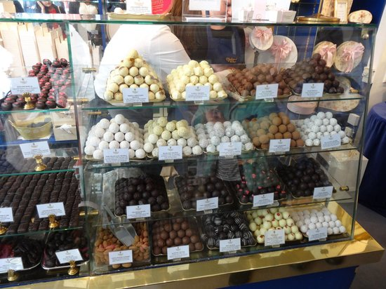 Chocolate Ecstasy Tours: Truffles