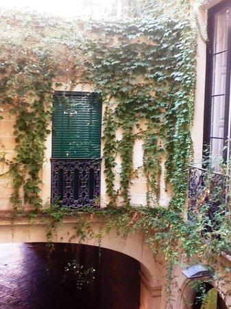 Palazzo Rollo : Balcone