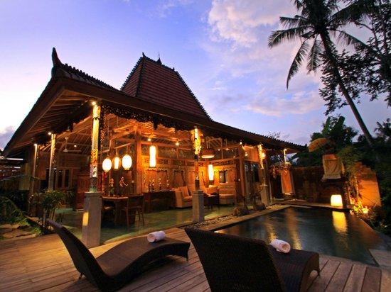 Villa Arya Ubud : Family Villa