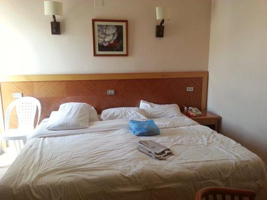 Negresco Hotel: our room