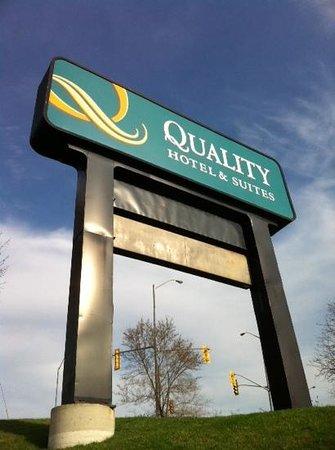 Quality Hotel & Suites Woodstock: Quality Inn Woodstock Ontario