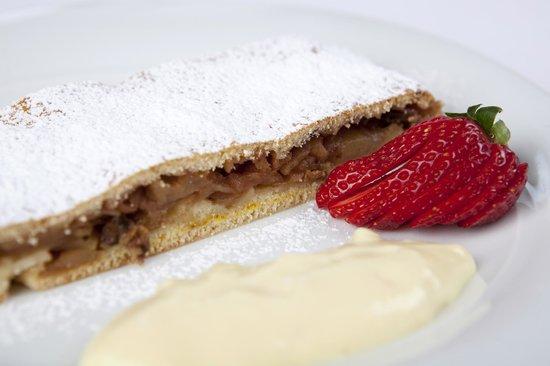 Eremita-Einsiedler: Südtiroler Apfelstrudel
