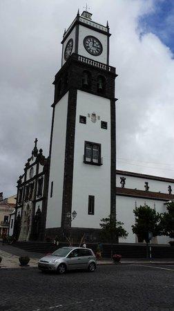 Igreja Matriz de Sao Sebastiao: Igreja Matriz de São Sebastião, Ponta Delgada.