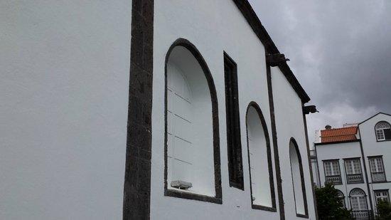 Igreja Matriz de Sao Sebastiao : Igreja Matriz de São Sebastião, Ponta Delgada.