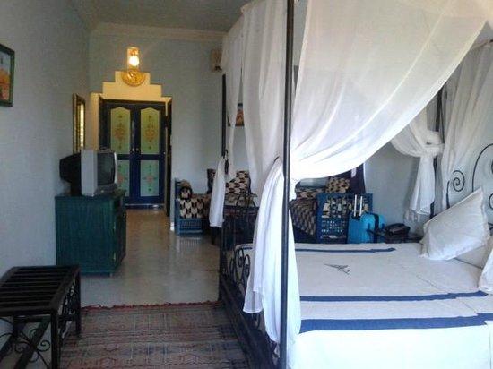 Kasbah Tizimi: Room