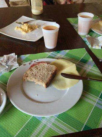 Hotel Borgo Antico : Colazione!