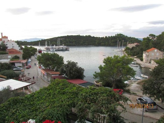 Holiday House Slavica Strazicic : view from the room