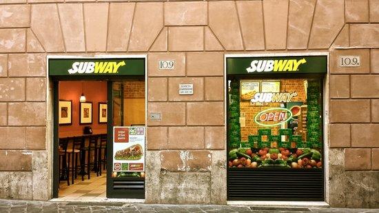 Subway Governo Vecchio