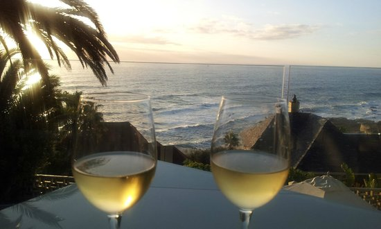 The Clarendon Bantry Bay: Sunset